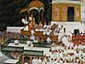 Detail images: Paar indische Gouache-Gemälde
