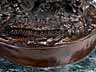 Detail images: Russische Bronzegruppe