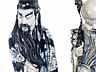 Detail images: Drei Porzellanfiguren buddhistischer Schutzheiliger