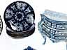 Detail images: Konvolut von insgesamt 13 Fayence-Objekten