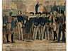 Detail images: Insgesamt sieben gerahmte Lithografien