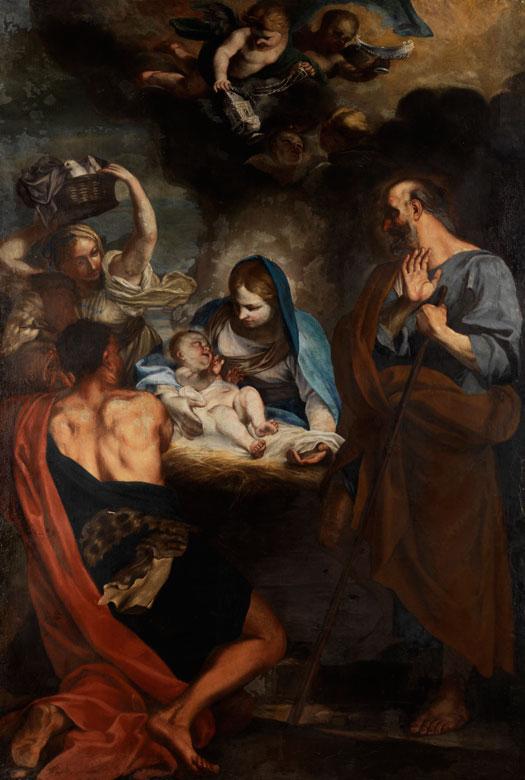 Carlo Maratta, 1625 Camerano – 1713 Rom