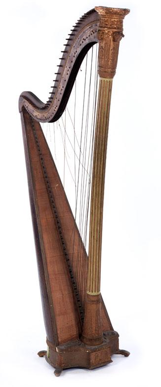 Empire-Harfe