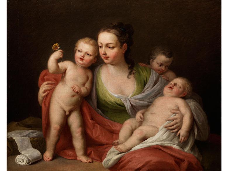 Jacopo Amigoni, 1675/ 85 Venedig – 1752 Madrid, zug.