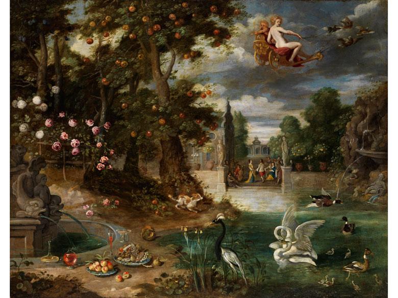 Jan Brueghel d.J., 1601 Antwerpen - 1678, zug.