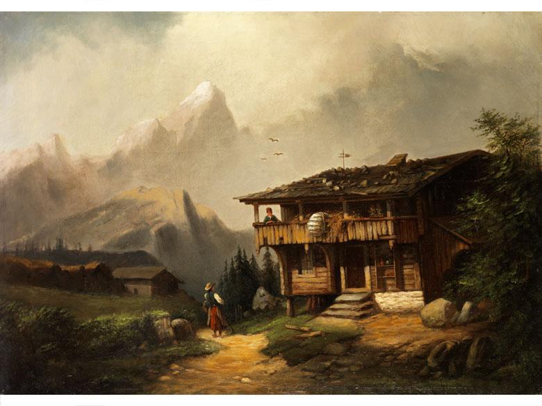 † Maler des 19. Jahrhunderts