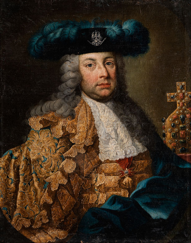 Martin van Meytens, 1695 – 1770 Wien, Werkstatt des