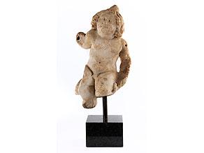 Marmorfigur aus dem römischen Isiskult