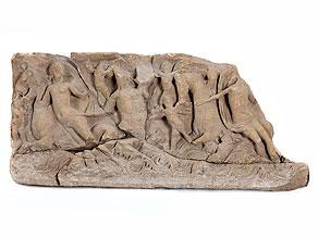 Römisch-antikes Marmorrelief
