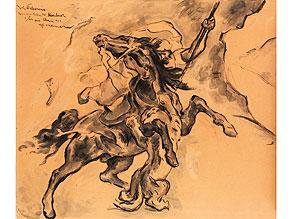 Heinrich Nauen, 1880 Krefeld – 1941 Kalkar Bedeutender Vertreter des rheinischen Expressionimus