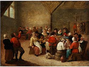 Matheus van Helmont, 1623 Antwerpen – 1679 Brüssel