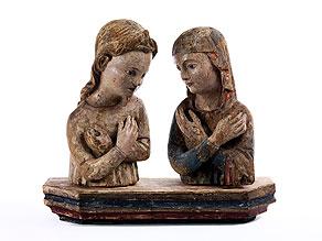 Bildschnitzer des beginnenden 15. Jahrhunderts