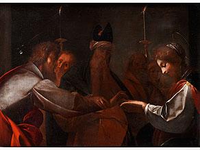 Pier Francesco Mazzucchelli, genannt il Morazzone , 1573 Morazzone – 1626 Piacenza