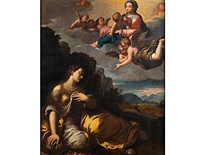 Ippolito Scarsella, genannt Scarsellino , 1550 Ferrara – 1620, zug.