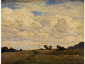 Ludwig Willroider, 1845 Villach – 1910 Bernried Maler der Münchner Schule