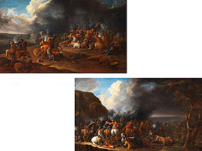 Gaspar Broers, 1682 Antwerpen - 1716