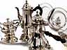 Detail images: Konvolut von 15 Silberobjekten