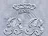 Detail images: Großes Konvolut Textilarbeiten