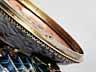Detail images: Museales Tafelaufsatz-Deckelgefäß