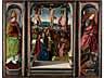 Detail images: Juan Rexach, 1411 – 1485 Valencia, zug.