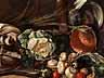 Detail images: Giuseppe Recco, 1634 Neapel – 1695 Alicante, zug.