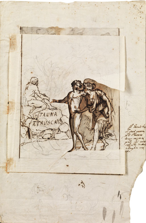 Angelica Kauffmann, 1741 - 1807 Rom, zug.