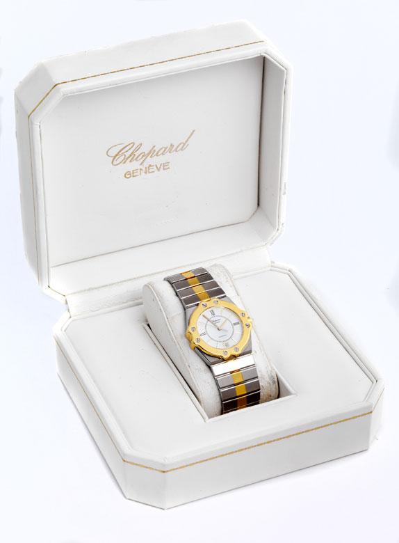 Chopard Armbanduhr, Modell St. Moritz