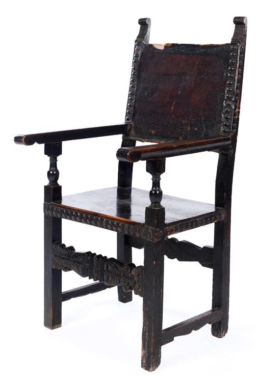 Renaissance sessel hampel fine art auctions for Sessel 18 jahrhundert