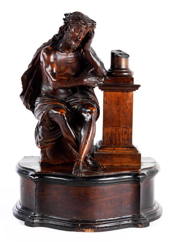 Italienischer Bildhauer aus der Werkstatt von Andrea Brustolon, 1662 - 1732