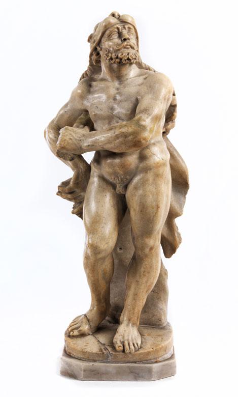 Venezianischer Bildhauer des 17./ 18. Jahrhunderts, aus dem Umkreis von Orazio Marinali, 1643 - 1720