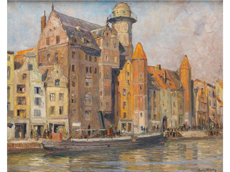 Harry Schultz, 1874 Elbing