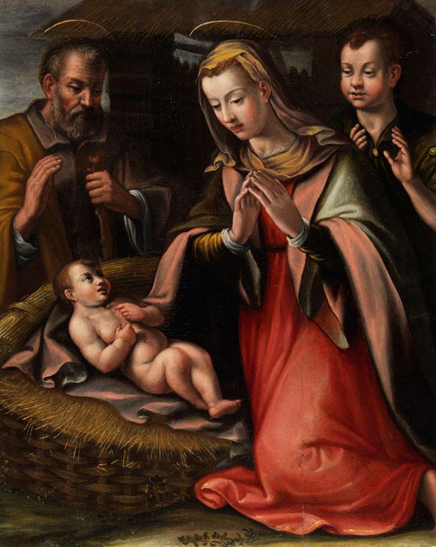 Piemonteser Meister des beginnenden 17. Jahrhunderts