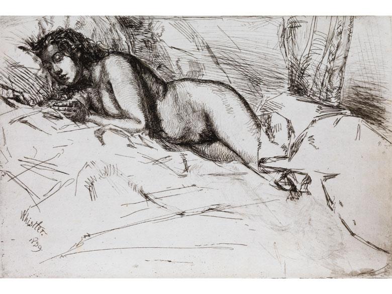 James Abbott Whistler, 1834 – 1903