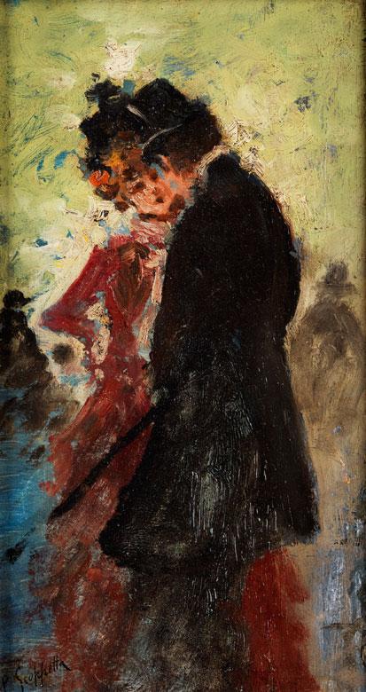 Pietro Scoppetta, 1863 – 1920 Italien