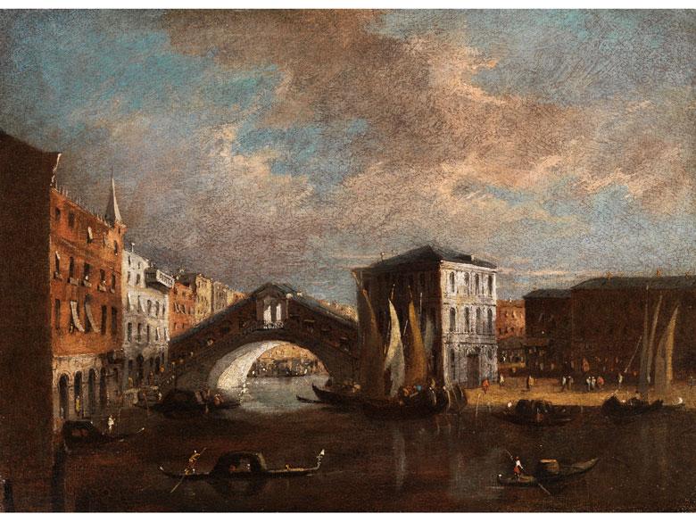 Francesco Guardi, 1712 – 1793 Venedig