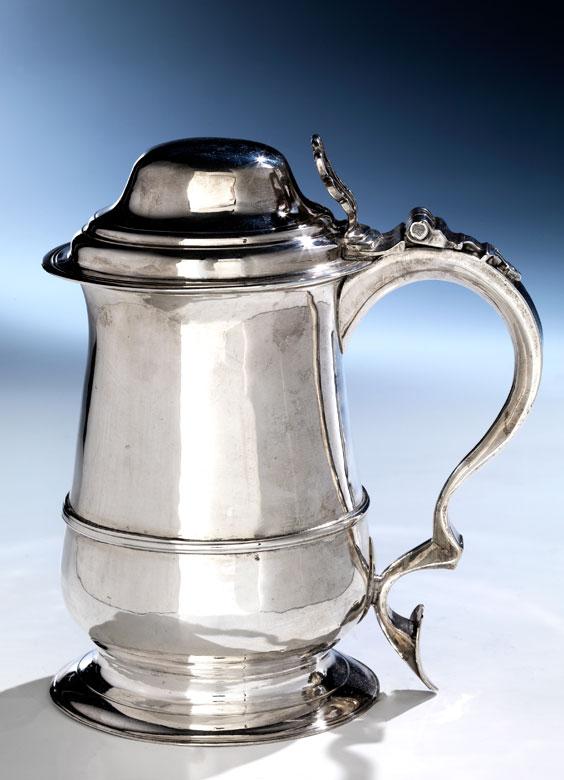 Londoner Silver Tankard