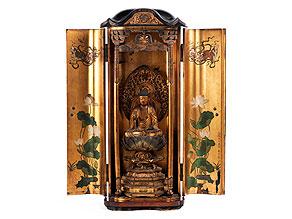 Buddha-Schrein