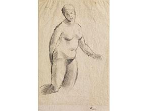 Russischer Künstler des beginnenden 20. Jahrhunderts