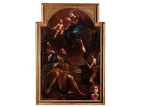 Giovanni Francesco Barbieri, genannt Il Guercino,  1591 Cento – 1666 Bologna, Kreis/ Nachfolge