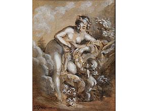 Jean-Baptiste Greuze, 1725 Tournus – 1805 Paris, zug.