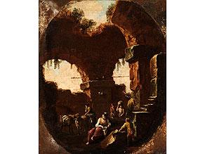 Alessandro Magnasco, 1667 Genua – 1749, im Umkreis von