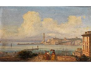 Cavaliere Ippolito Caffi,  1809 – 1866