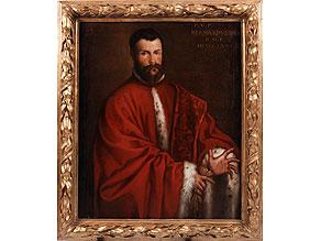 Alessandro Varotari, 1588 Padua – 1649 Venedig, zug.
