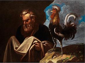 Peter Jan Brandl,   1668 – 1735, zug.