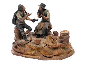 Darstellung zwei Bettler