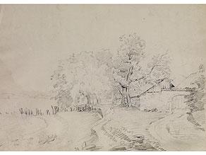 Johann Georg Dillis, 1759 Gmain / Dorfen – 1841 München, zug.
