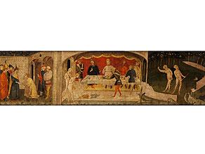 Master of Charles of Durazzo, tätig in Florenz 1380 – 1420, zug.