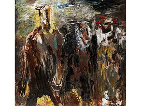 Ely Bielutin, 1925 Moskau – 2012 Moskau