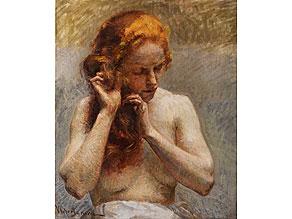 Vlaho Bukovac, 1855 – 1923