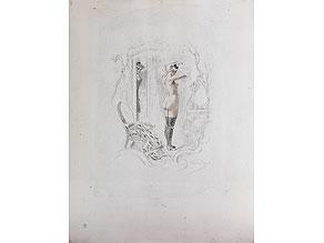 Félicien Rops, 1833 Namur – 1898 Essonnes
